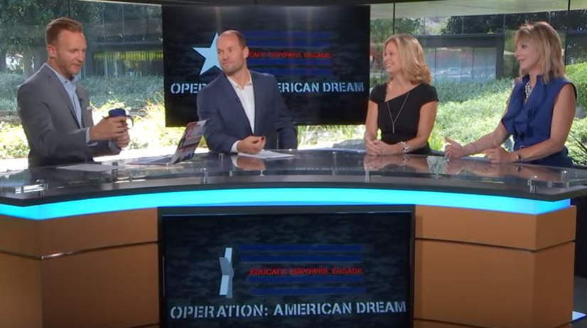 Operation American Dream Episode 4 - Eve Nasby with Celeste Blodgett