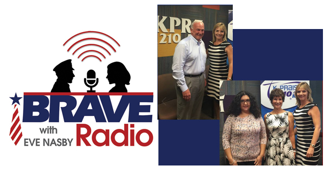 BRAVE Radio Episode 25, Air Date: July 11, 2016