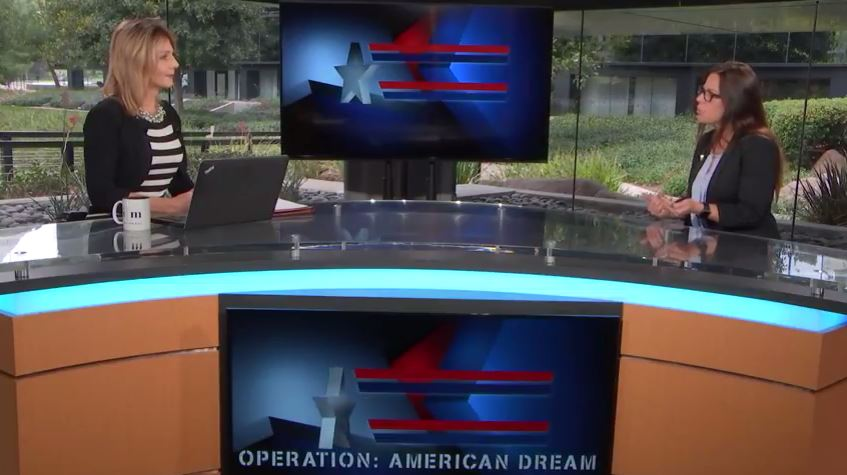 Operation American Dream January 20, 2017 with Eve Nasby